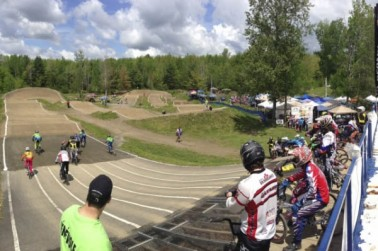 BMX - Centre national de cyclisme de Bromont
