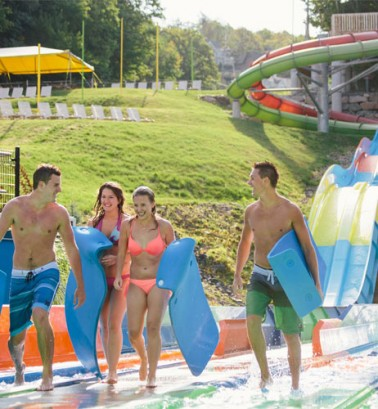 Bromont Water Park Package 2 adults