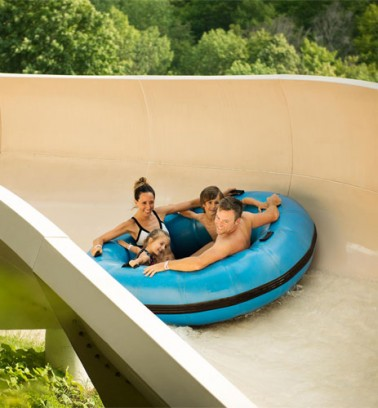 Family Package Bromont Aquatic Park